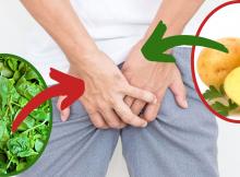 Como curar las hemorroides rapidamente