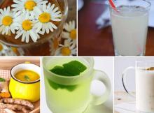 5 Bebidas Nocturnas Para Limpiar El Hígado Y Bajar De Peso Mientras Duermes