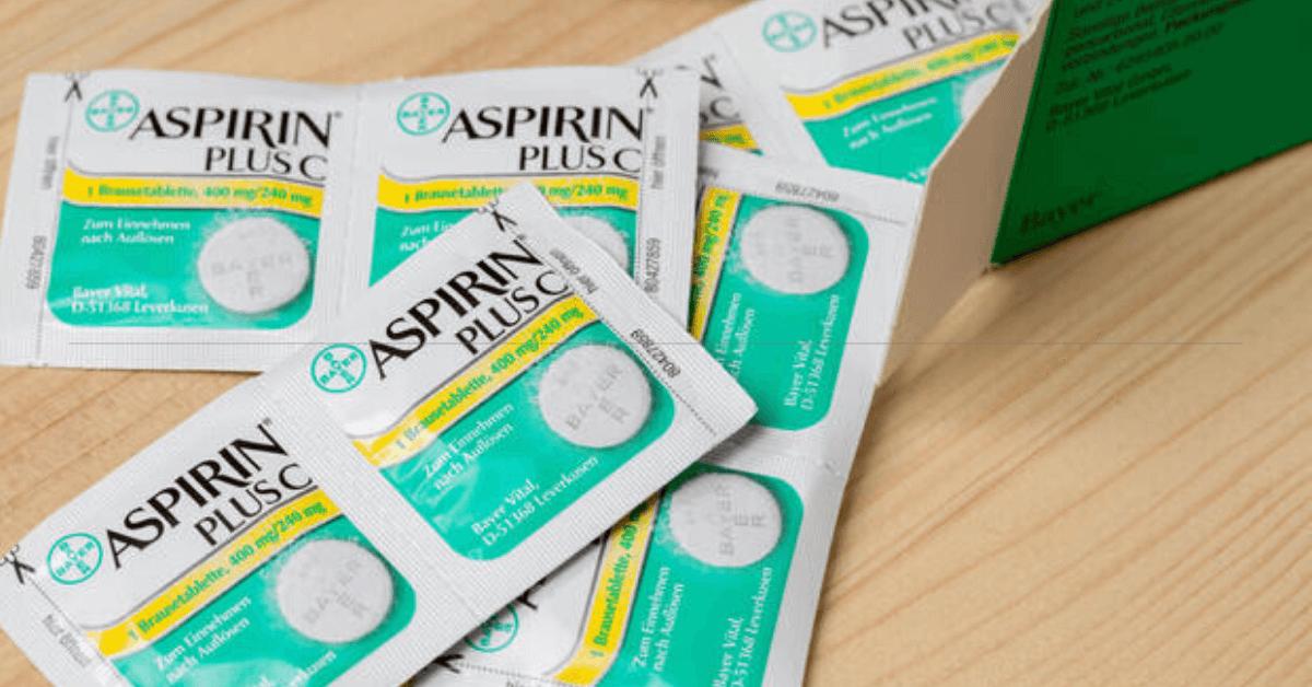 Los multiples usos de la aspirina