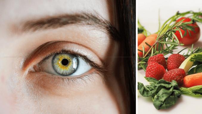 Remedios naturales para la vista borrosa