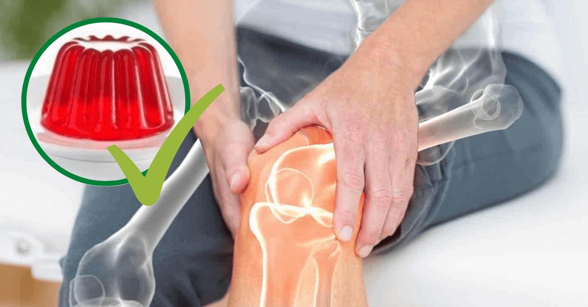 Eliminar el dolor en las articulaciones